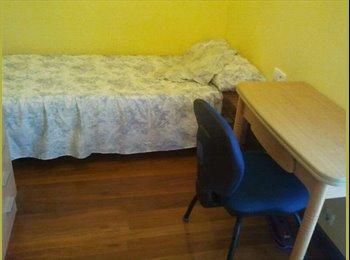 Habitación céntrica en piso tranquilo estudiantes