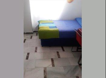 Alquilo habitación en piso compartido