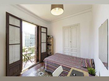 EasyPiso ES - GVV2 - Plaza España, Metro Rocafort - España, Ciutat Vella - 435 € por mes