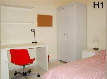 3 habitaciones libres en la calle O'Donnel. Chicas