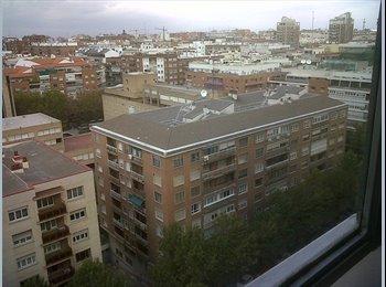 EasyPiso ES - se alquila habitación Nuevos Ministerios a partir de Enero, Tetuán - 500 € por mes
