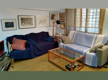 Alquilo 2 habitaciones en gran casa en Sant Just D