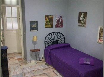 EasyPiso ES - ALQUILER HABITACIONES EN EL CENTRO DE CÁDIZ - Centro, Cádiz - 230 € por mes