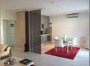 EasyPiso ES - Habitación individual en ático con 30m2 de terraza - S´arenal - can pastilla - son ferriol, Palma de Mallorca - 250 € por mes