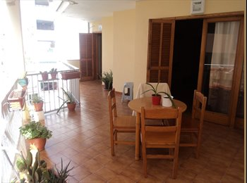 EasyPiso ES - Habitación en AMPLIO PISO A 50 Mts. de la playa - S´arenal - can pastilla - son ferriol, Palma de Mallorca - 450 € por mes