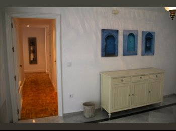 Habitación en fabuloso piso Judería