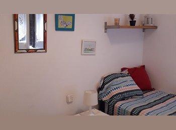 EasyPiso ES - habitación en eixample (Mallorca con Urgell), Eixample - 350 € por mes