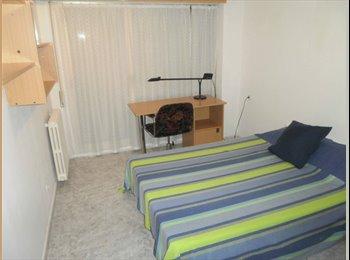 EasyPiso ES - Piso 2 habitaciones céntrico cerca Universidades, Zaragoza - 250 € por mes