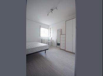 Habitación luminosa en piso a estrenar