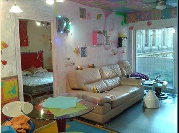 habitacion para chicas estudiantes