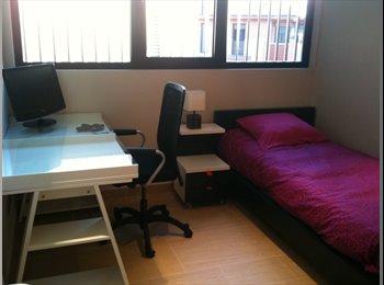 Habitaciones modernas individuales