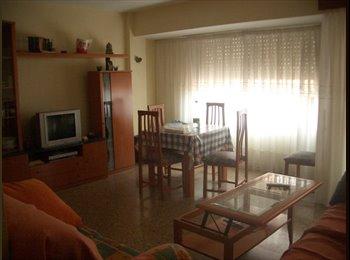 EasyPiso ES - Piso luminoso cerca del centro de Alicante - Altozano / carolinas / pla del bon repós, Alicante - 400 € por mes