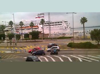 EasyPiso ES - HABITACION CON VISTAS A LA BAHIA (FERRY) - Centro Ciudad - Ayuntamiento, Santander - 250 € por mes