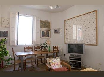 EasyPiso ES - Habitación con balcón en La Latina - Centro Ciudad, Madrid - 400 € por mes