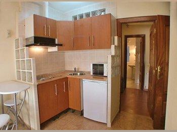 EasyPiso ES - Apartamento de una habitacion recien reformado para uso exclusivo - San Bernardo - Carmelitas, Salamanca - 450 € por mes
