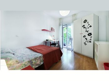 Beautiful room double bed 15th october