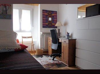 Habitación en piso nuevo