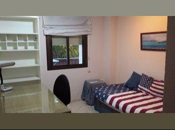 EasyPiso ES - 2 habitaciones por 250€ en Cádiz , a 5 minutos del centro y 2 mins. a la playa - Centro, Cádiz - 250 € por mes
