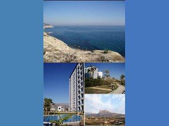 EasyPiso ES - Habitación en precioso apartamento de playa cerca de Villajoyosa y La Cala - Marina Baixa, Alicante - 250 € por mes