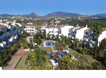 EasyPiso ES - BONITO Y ACOGEDOR ATICO - Otras Áreas, Marbella - 350 € por mes
