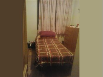 alquilo habitacion individual en piso compartido