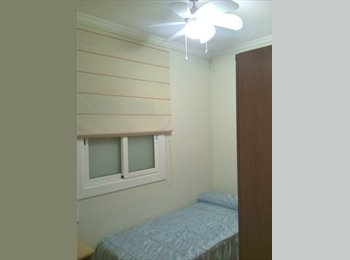EasyPiso ES - Alquilo Habitación a chica (No Fumadora)  - Sabadell, Barcelona - 260 € por mes