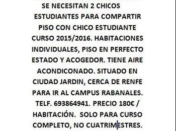 EasyPiso ES - Habitación para Estudiante en Ciudad Jardín - Renfe - Ciudad Jardín, Córdoba - 180 € por mes