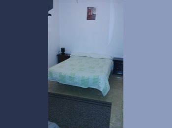 Alkhilo avitasion cama doble y tele