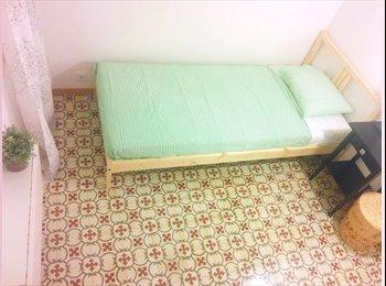 EasyPiso ES - ¡Acogedora habitación con todo a estrenar!  /// Cosy room with new furniture! - Eixample, Barcelona - 360 € por mes