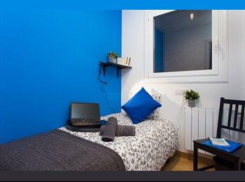 EasyPiso ES - ENTENÇA - Room+Extra Closet Cabinet, Barcelona - 415 € por mes