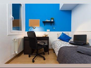 EasyPiso ES - ENTENÇA  - Single Room , Barcelona - 450 € por mes