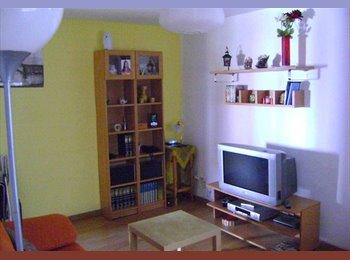 EasyPiso ES - Ofrezco habitación en piso acogedor y confortable, Retiro - 350 € por mes