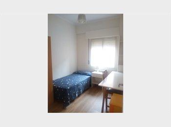 Habitación para ChicA en piso compartido céntrico junto Pza...