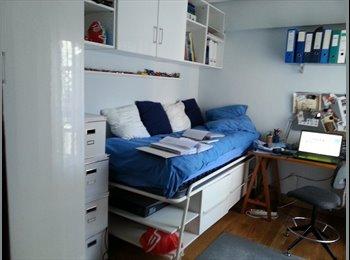 Habitación luminosa en Añorga Txiki