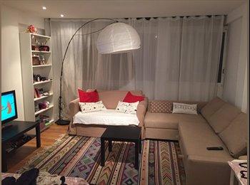 EasyPiso ES - Alquilo habitación en Sarrià-Sant Gervasi - Sarrià-Sant Gervasi, Barcelona - 400 € por mes