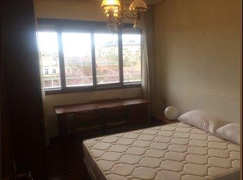 Habitación EXTERIOR, AMPLIA y  EQIPADA en el Centro de...