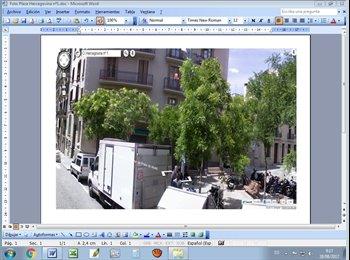 EasyPiso ES - Confortable, joven, familiar e independiente, Barcelona - 600 € por mes