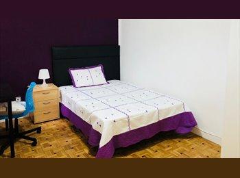OPORTUNIDAD: Excelentes habitaciones en MONCLOA-MADRID