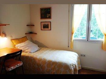 Dos habitaciones con media pensión