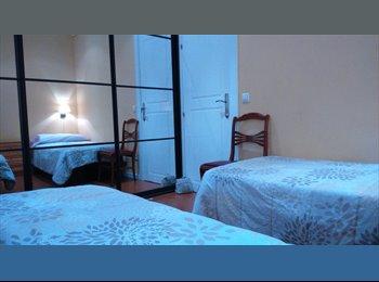 Luminosa, ordenada comoda y limpia casa para estudiantes,...