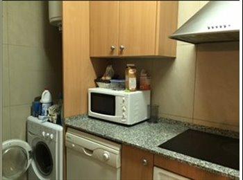 EasyPiso ES - Dos habitaciones individuales - Sarrià-Sant Gervasi, Barcelona - 400 € por mes