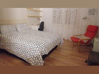 EasyPiso ES - habitacion grande doble de uso individual disp 30 junio 2016 gastos incluidos, Barcelona - 420 € por mes