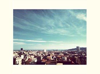 EasyPiso ES - (Gastos incluidos )Buscamos una chica/o responsable, simpática/o y ordenada/o para compartir piso A , Barcelona - 450 € por mes