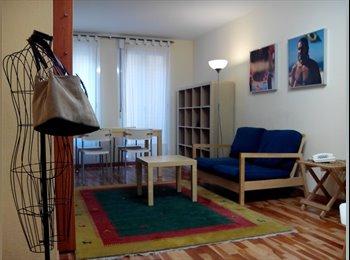 EasyPiso ES - Apartamento Centrico Soleado Compartir Estudiante Erasmus  , Zaragoza - 208 € por mes