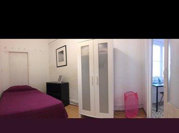 EasyPiso ES - Alquilo Habitación muy céntrica al lado Plaza Cataluña, y tranquila, , Barcelona - 400 € por mes