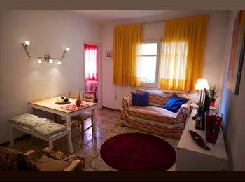 EasyPiso ES - Habitación en piso cerca Hospital Sant Pau, Barcelona - 350 € por mes