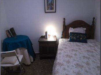 Habitación cama matrimonio, San Cayetano-Ollerías