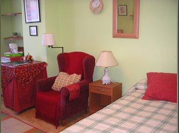 Alquiler de habitación de piso compartido