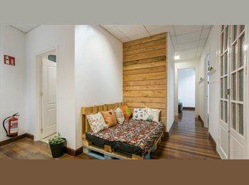 habitaciones disponibles apartamento centrico en gros