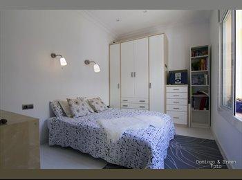 Habitación en piso de diseño